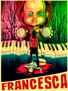 The Editor y Francesca, el regreso al Giallo - Nyarl0tep